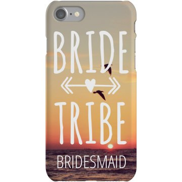 Bride Tribe Bridesmaid iPhone 7