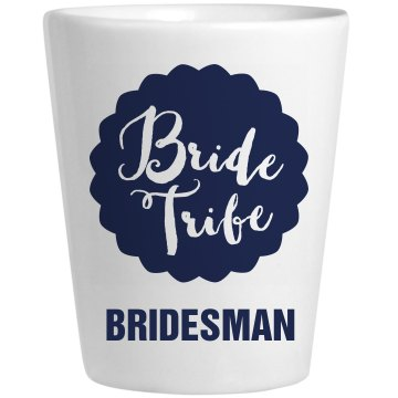 Bride Tribe Bridesman Gift