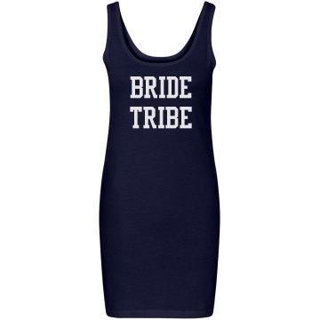 Bride Tribe Tank Dress
