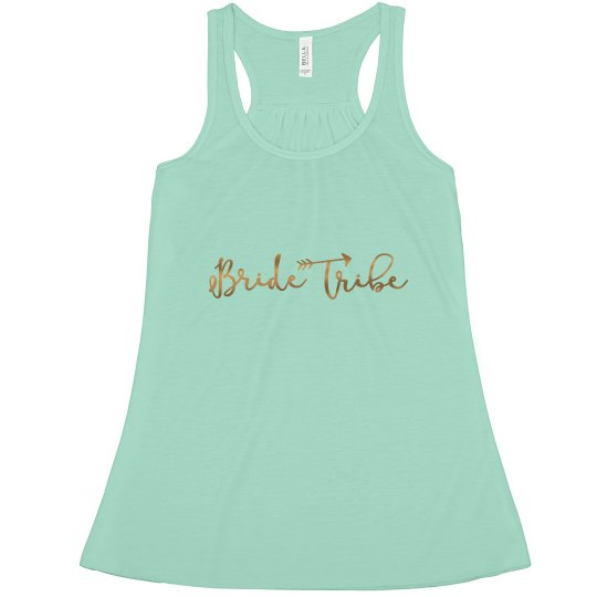Bride Tribe Tank Top