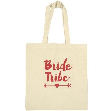 Bride Tribe Tote Bag