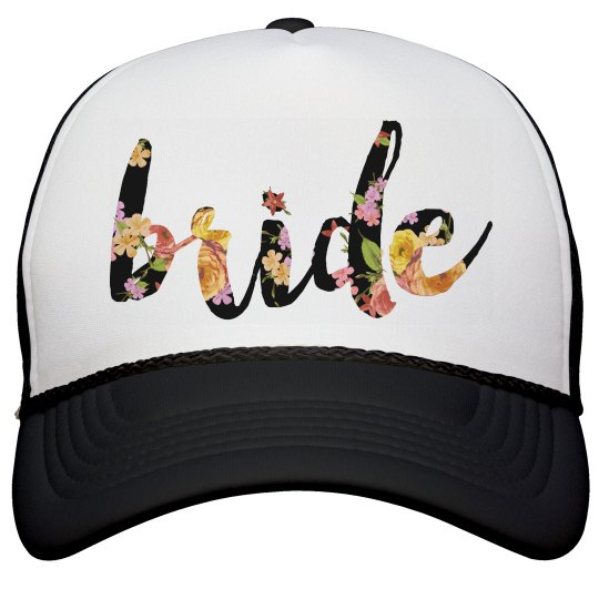 Bride Trucker Cap