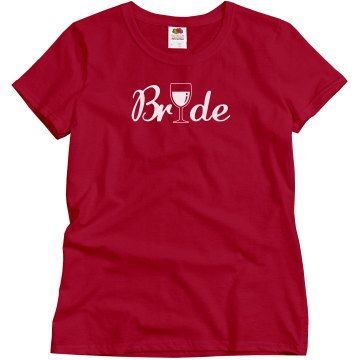 Bride Tshirt
