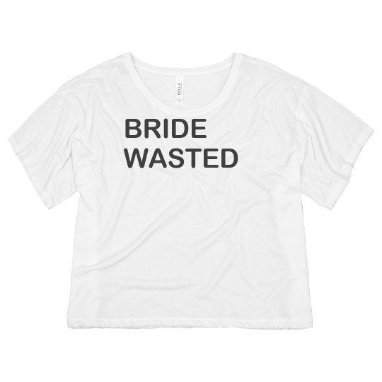 Bride Wasted