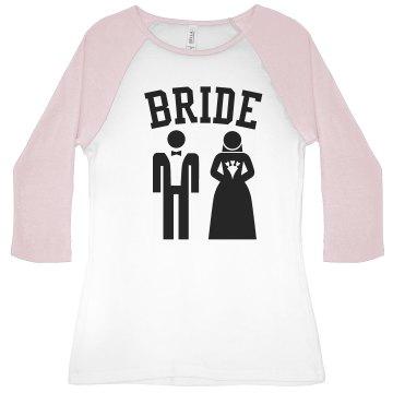 Bride Wedding Tee