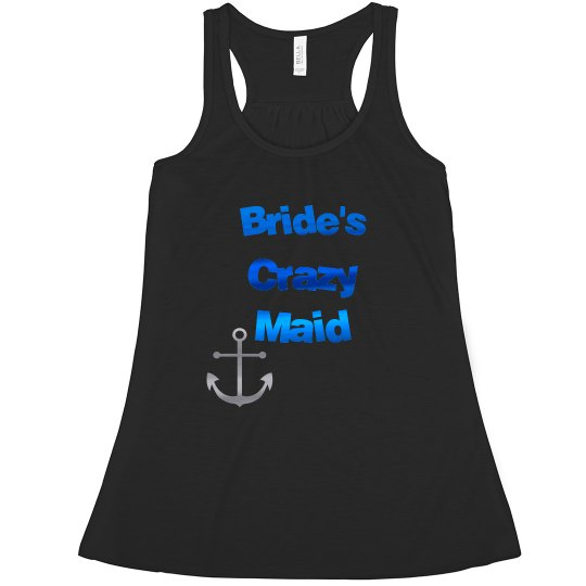 Bride's Crazy Maid (Bridesmaid)