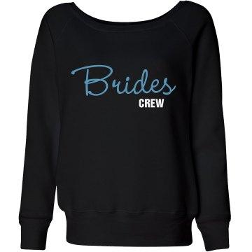 Brides Crew Sweater