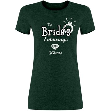 Bride's Entourage Tank