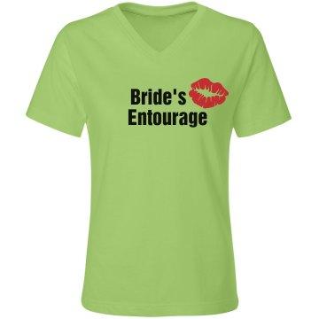 Bride's Entourage Tees