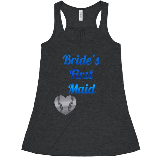 Bride's First Maid (Maid of Honor)