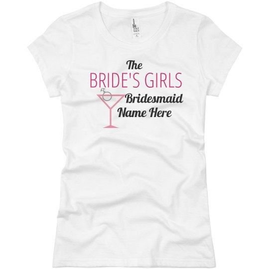 Brides Girls