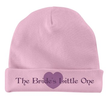 Bride's Little One Hat