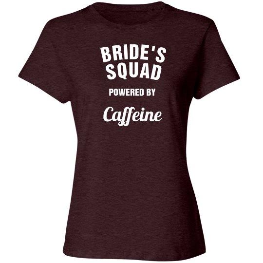 Bride's squad power