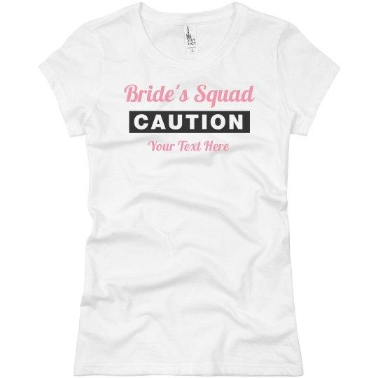 Bride's Squad Tee