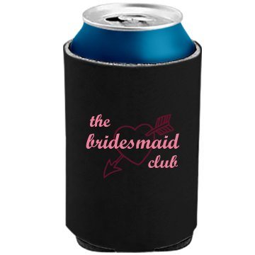 Bridesmaid Can Cooler