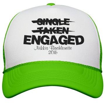 BRIDESMAID ENGAGED