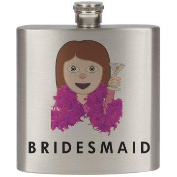 Bridesmaid Martini Emoji