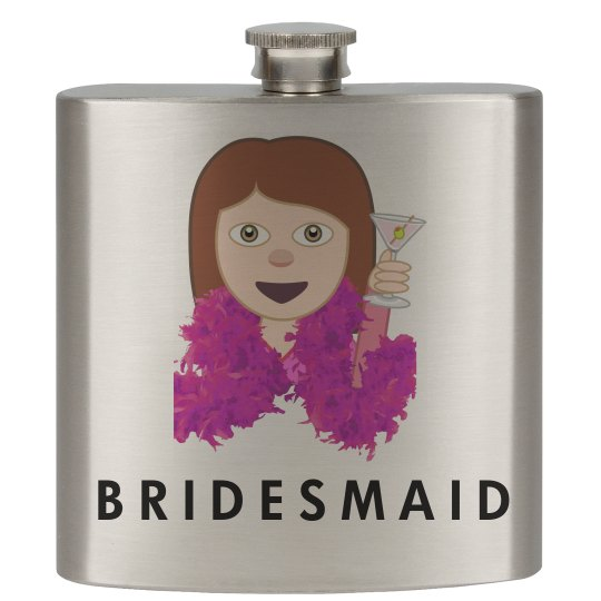 Bridesmaid Martini Emoji
