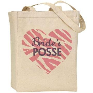 Bridesmaid Name & Date