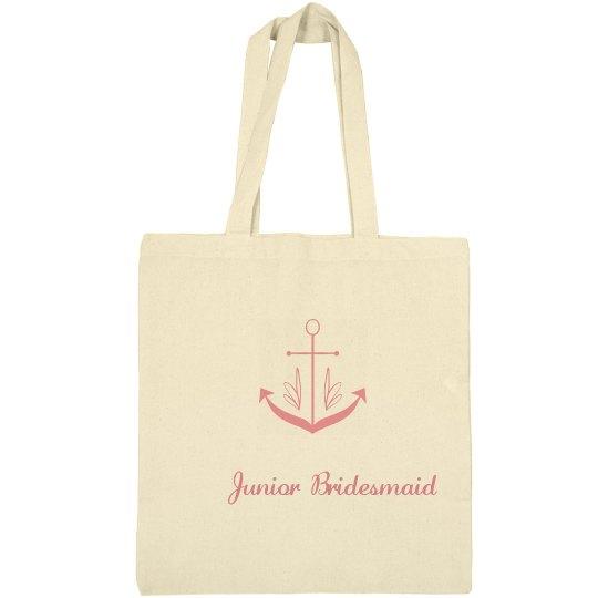 Bridesmaid Nautical Tote