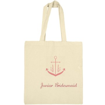 Bridesmaid Nautical Tote