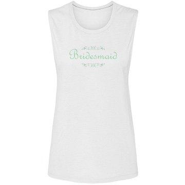 Bridesmaid Scroll Design