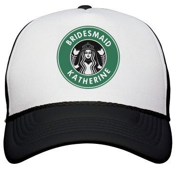Bridesmaid Star Logo