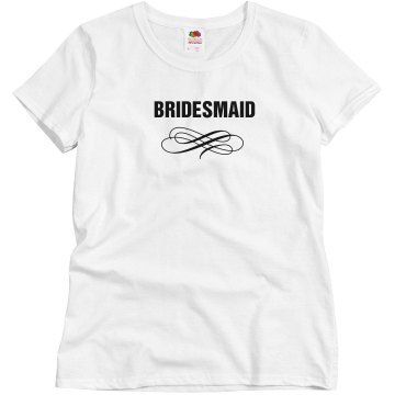 Bridesmaid T Shirts