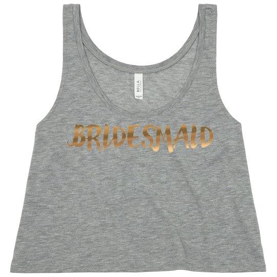 Bridesmaids R Golden