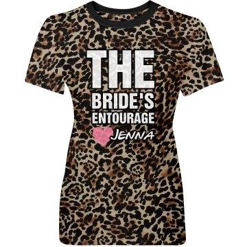 Brides's Entourage