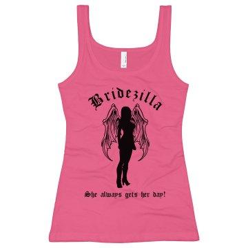 Bridezilla Takes All