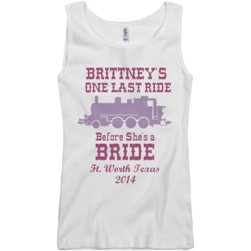 Brittany's Last Ride