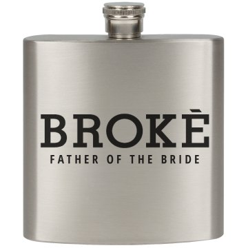 Broke Father of Bride