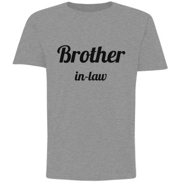 Brother-In-Law (Youth)