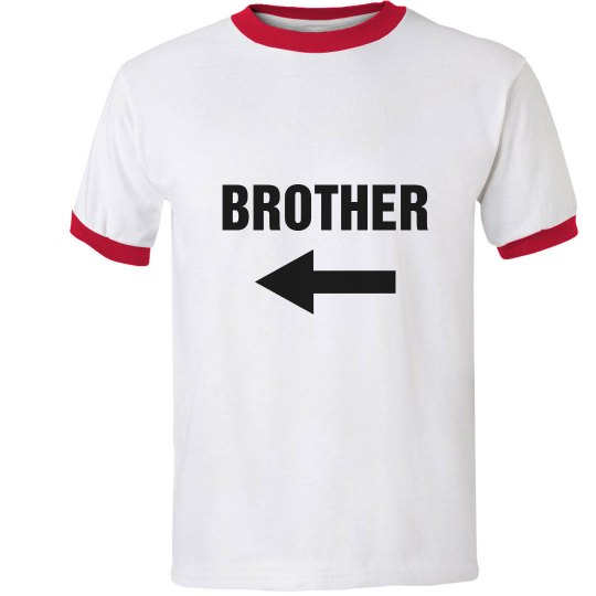 Brother/Sister Tee- Brother