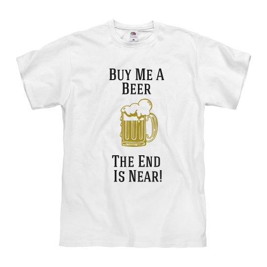 Buy Me A Beer Bachelor