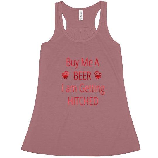 Buy Me a Beer Tank