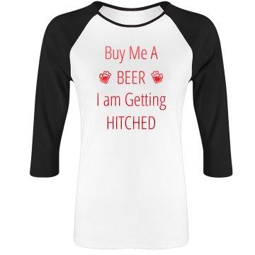 Buy Me a Beer Tshirt