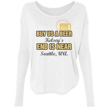 Buy Us A Beer