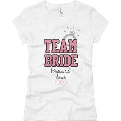Team Bride Lisa