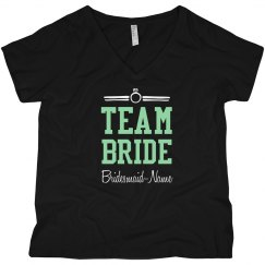 Custom Plus Team Bride