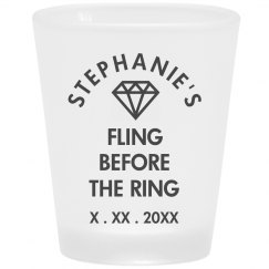Customizable Fling Before The Ring