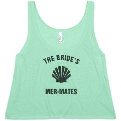 Bride's Mermates Bridal Party