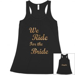 """Ride for the Bride"""