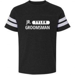 Junior Groomsman