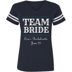 Team Bride Mixed Font