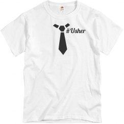 Hashtag Usher