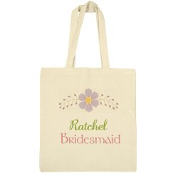 Perfect tote bag for the bridesmaid