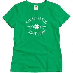 Irish Bachelorette Brew Crew
