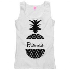Pineapple Bridesmaid